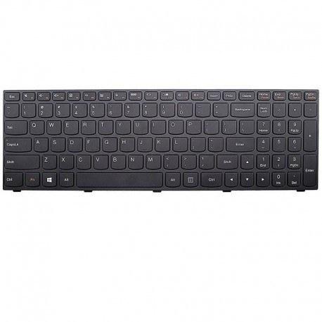 تصویر کیبورد لپ تاپ لنوو IdeaPad مدل G5070 (به همراه لیبل کیبورد فارسی جدا گانه)