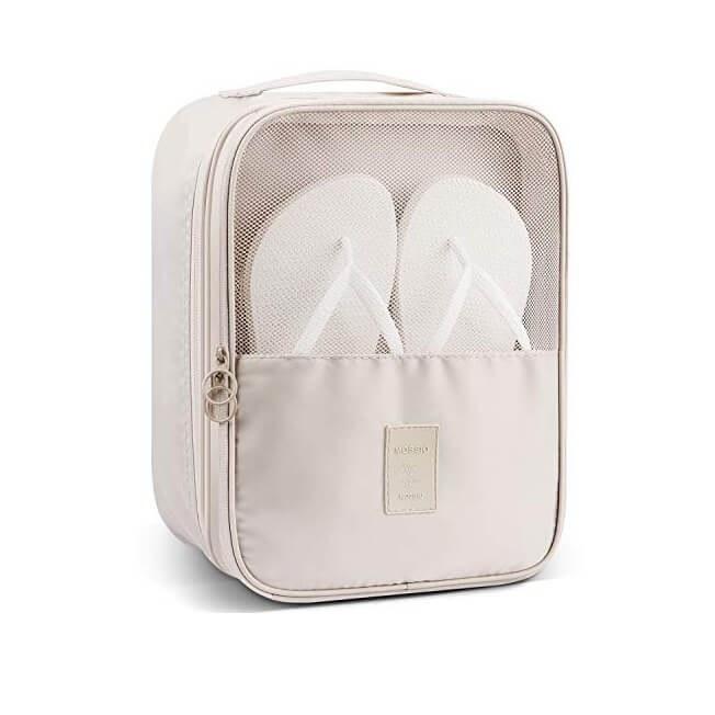 تصویر کیف کفش مسافرتی سه تیکه