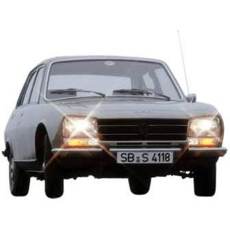 خودرو پژو 504L دنده ای سال 1972