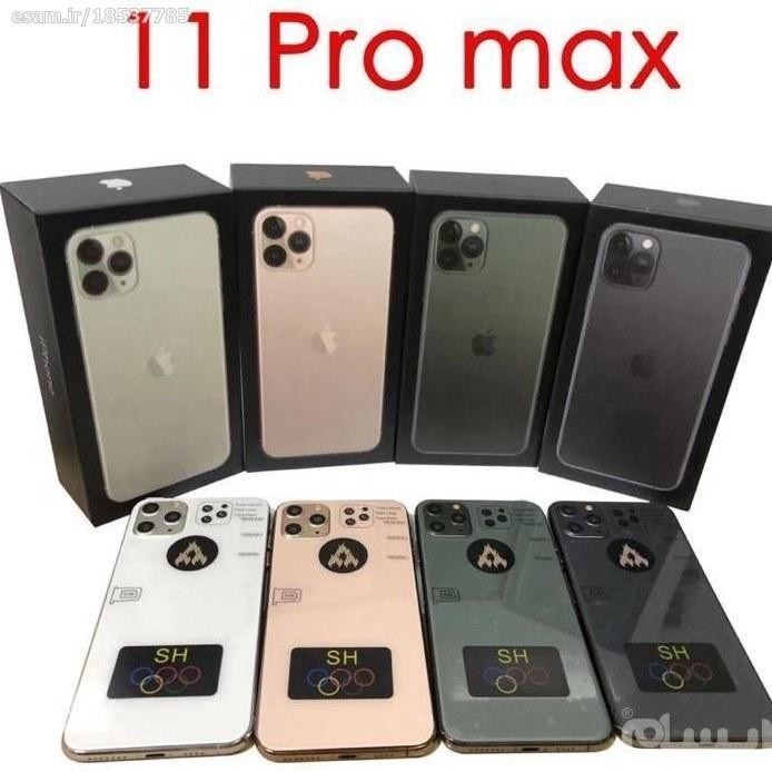 عکس گوشی طرح اصلی Apple11pro max  گوشی-طرح-اصلی-apple11pro-max