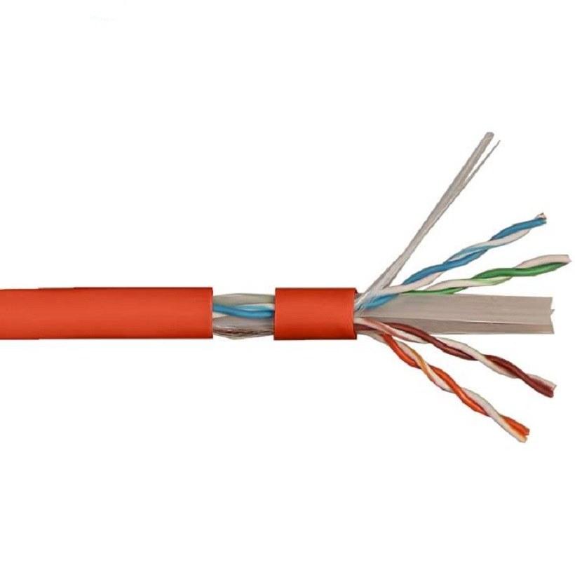کابل شبکه ایکویپ مدل Cat 6 UTP به طول 305 متر |