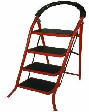 تصویر نردبان چهار پله فاتح