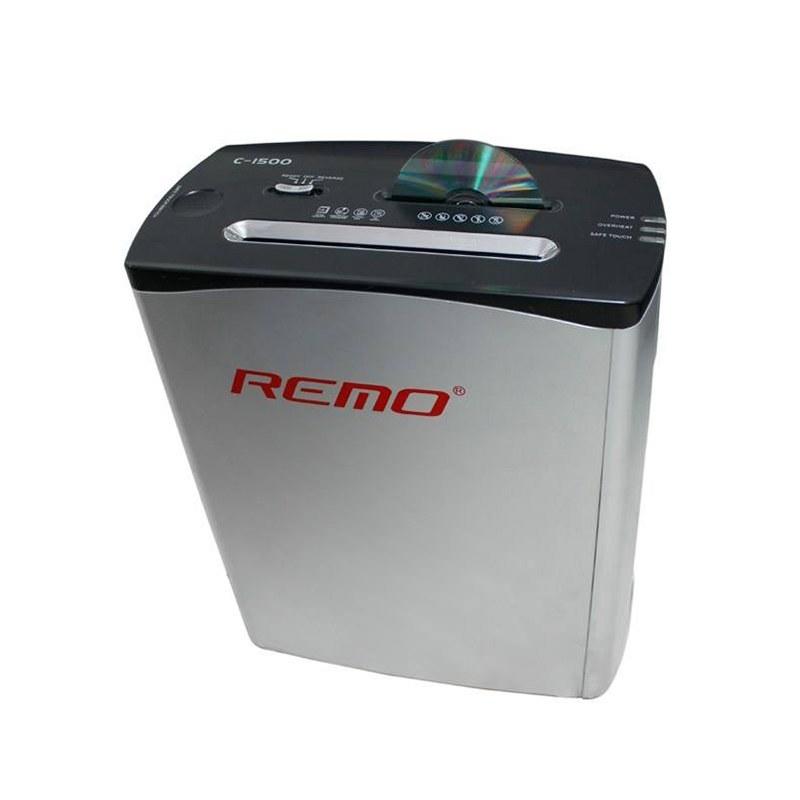 تصویر کاغذ خرد کن رمو C-1500 RemoC-1500 Paper Shredder
