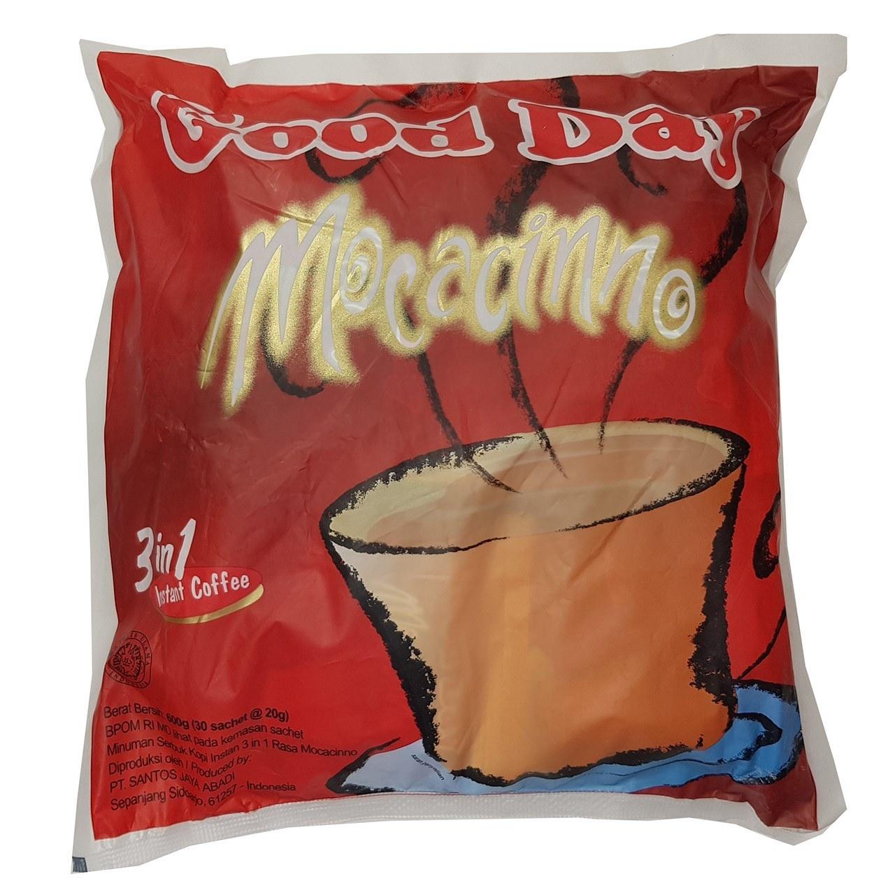تصویر کافی میکس گوددی مدل Mococinno Good Day Mococinno Coffee mix