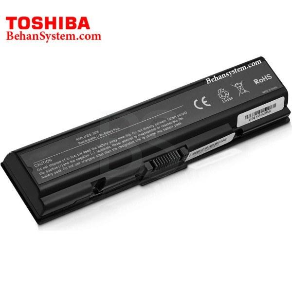 تصویر باتری لپ تاپ Toshiba مدل PABAS098 (برند M&M دارای سلول سامسونگ ساخت کره)