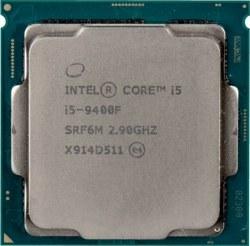 پردازنده اینتل مدل آی فایو 9400 اف با فرکانس 2.9 گیگاهرتز