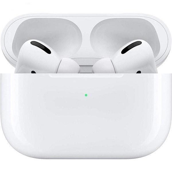تصویر هدفون بی سیم اپل ایرپاد پرو Airpods pro (اصل) ا Apple Airpod pro Headphone   Apple Airpod pro Headphone