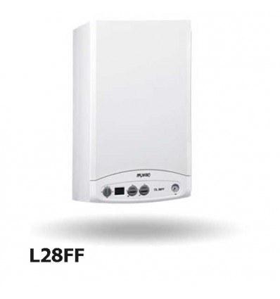 تصویر پکیج دیواری ایران رادیاتور 28000 مدل L28FF مدل L28FF