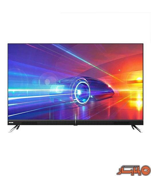 تلویزیون ال ای دی هوشمند جی پلاس 50 اینچ مدل GTV-50KU722S