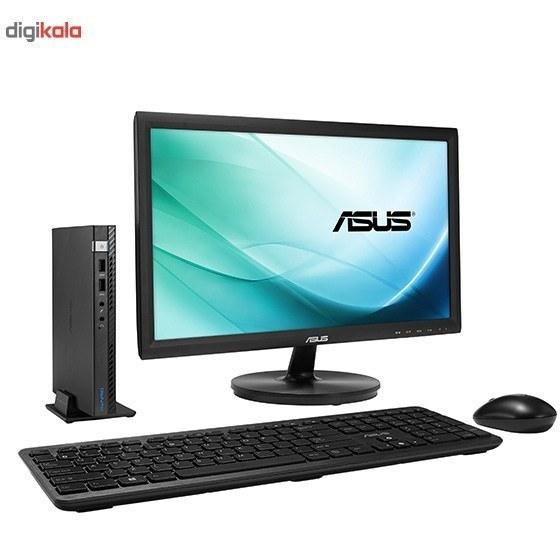 تصویر کیس آماده ایسوس مدل ای 810 با پردازنده i7 ا ASUS E810 B0470 Core i7 4GB 1TB Intel Mini Desktop PC ASUS E810 B0470 Core i7 4GB 1TB Intel Mini Desktop PC
