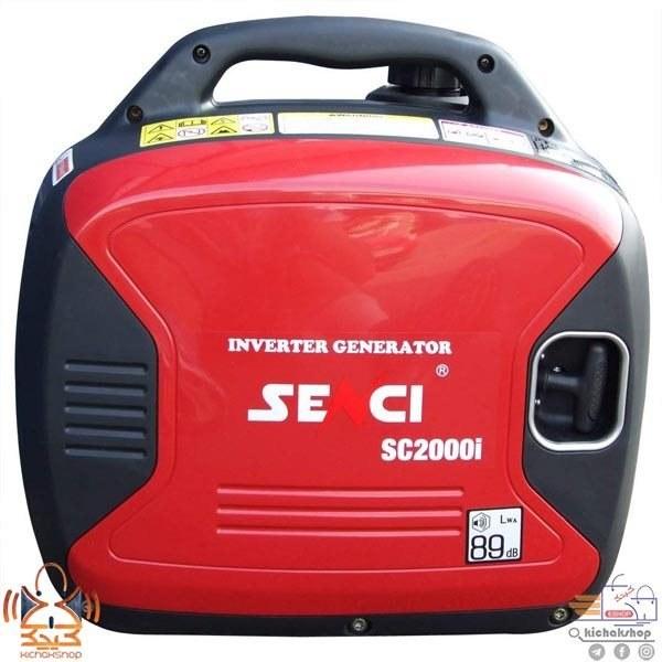 تصویر موتور برق بنزینی کیفی سنسی مدل sc2000i senci SC2000i