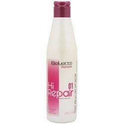 شامپو ترمیم کننده قوی های ریپیر سالرم مدل Shampoo Repair حجم 250 میلی لیتر