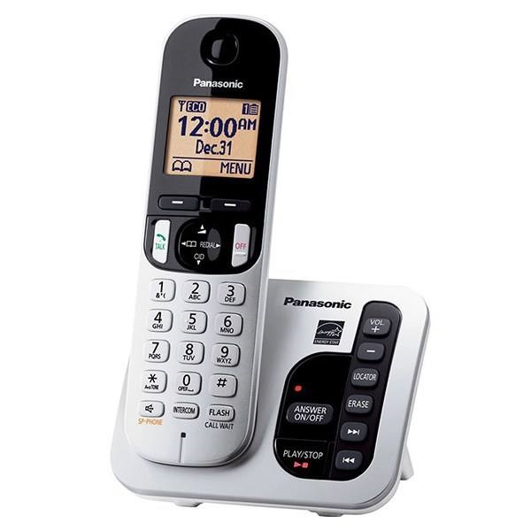 img تلفن بی سیم پاناسونیک KX-TGC220 Panasonic KX-TGC220 Wireless Phone