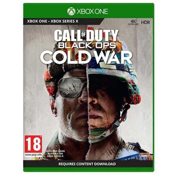 تصویر خرید بازی Call of Duty: Black Ops Cold War برای XBOX ONE