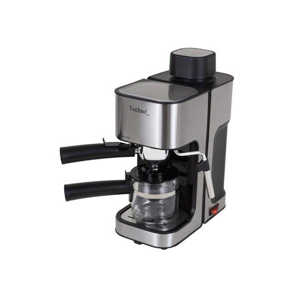 main images اسپرسو ساز تکنو مدل Te-817 Techno Te-817 Espresso Maker