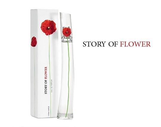 ادکلن زنانه STORY OF FLOWER