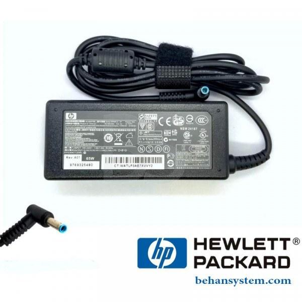 تصویر شارژر لپ تاپ HP مدل EliteBook 1040-G2 نمونه اصلی دارای شش ماه گارانتی تعویض
