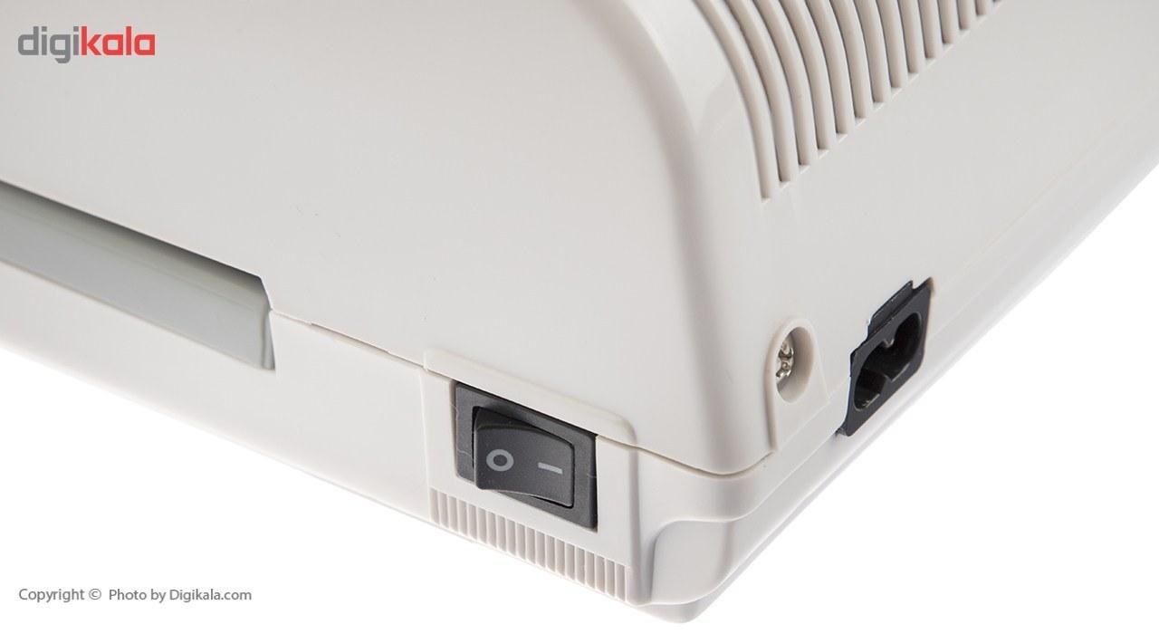 img دستگاه پرفراژ چک مهر مدل MX-14 Mehr MX-14 Check Printer