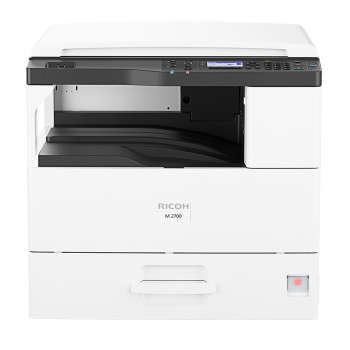 main images پرینتر لیزری ریکو مدل M ۲۷۰۰ Ricoh M 2700 Multifunction LaserJet Printer