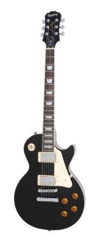 عکس Epiphone Les Paul Standard Electric Guitar, Ebony Epiphone Les Paul Standard Electric Guitar, Ebony epiphone-les-paul-standard-electric-guitar.-ebony