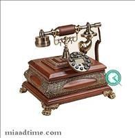 تصویر تلفن رومیزی مایر کد 012