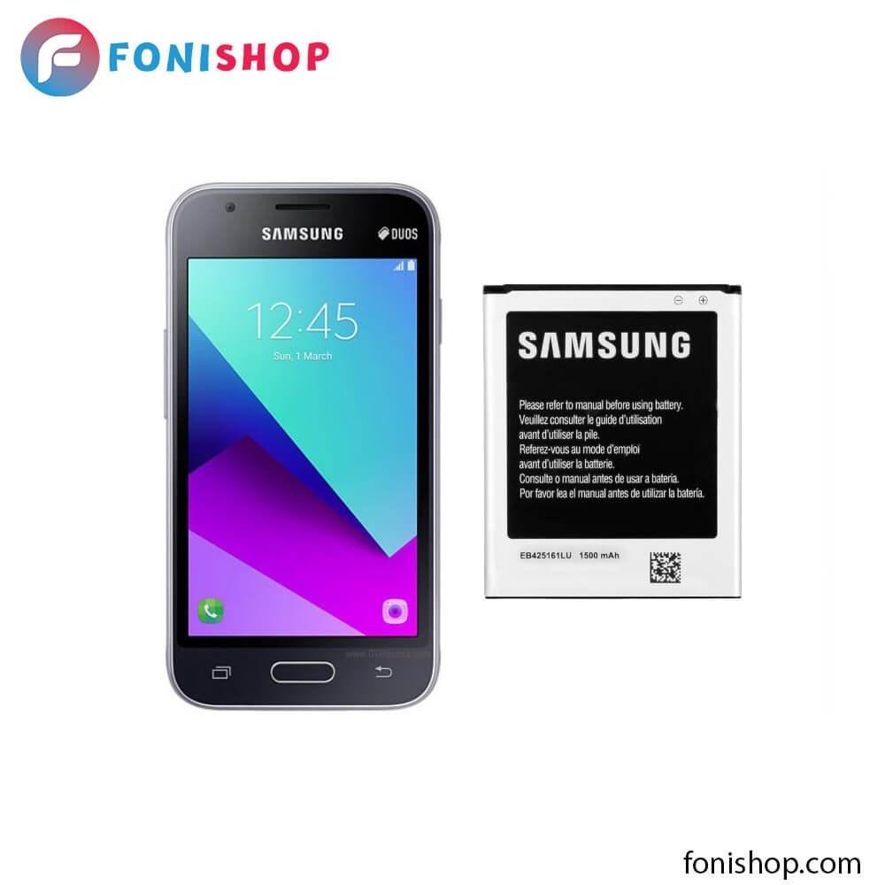تصویر باتری اصلی سامسونگ Samsung Galaxy J1 Mini