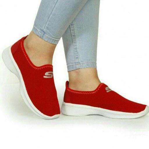عکس کفش پیاده روی کفش پیاده روی اس بافت مناسب برای پیاده روی و باشگاه کفش-پیاده-روی