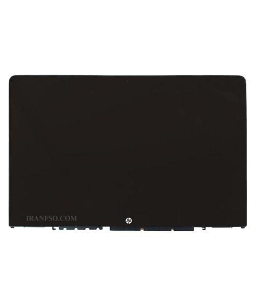 تصویر ال سی دی و تاچ لپ تاپ اچ پی 15.6 Pavilion X360-15-BR نازک 30 پین Full HD-IPS