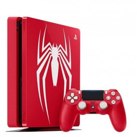 تصویر PS4 Slim 1TB Spider-Man