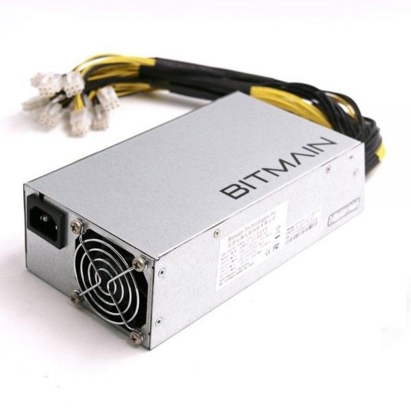 تصویر پاور انت ماینر بیت مین مدل Bitmain APW7 1800W