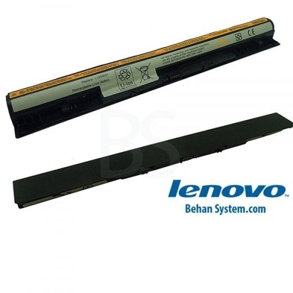 تصویر باتری لپ تاپ لنوو IdeaPad مدل Z5070 (برند M&M دارای سلول سامسونگ ساخت کره)