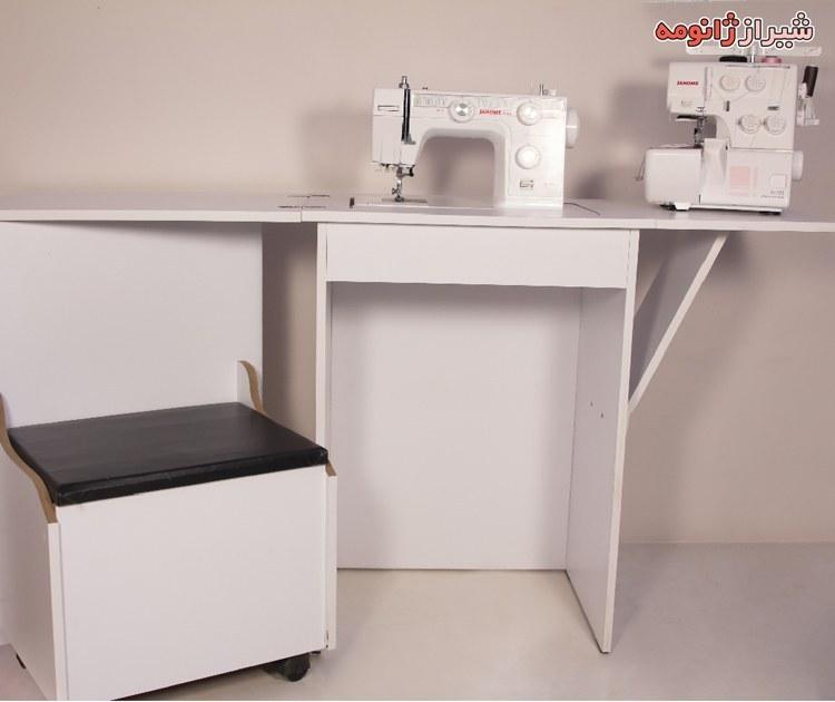 عکس ميز تاشو سه کاره با صندلی چرخدار (میز چرخ خیاطی و سردوز و مطالعه) جنس MDf هماريا ايراني  میز-تاشو-سه-کاره-با-صندلی-چرخدار-میز-چرخ-خیاطی-و-سردوز-و-مطالعه-جنس-mdf-هماریا-ایرانی