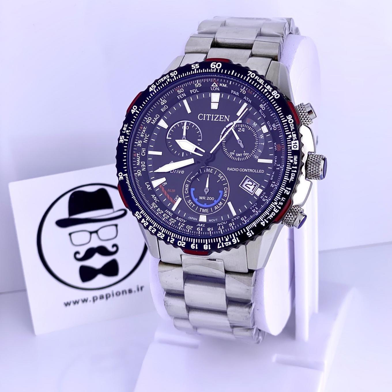 ساعت مچی مردانه اصل | برند سیتیزن | مدل CB5001-57E