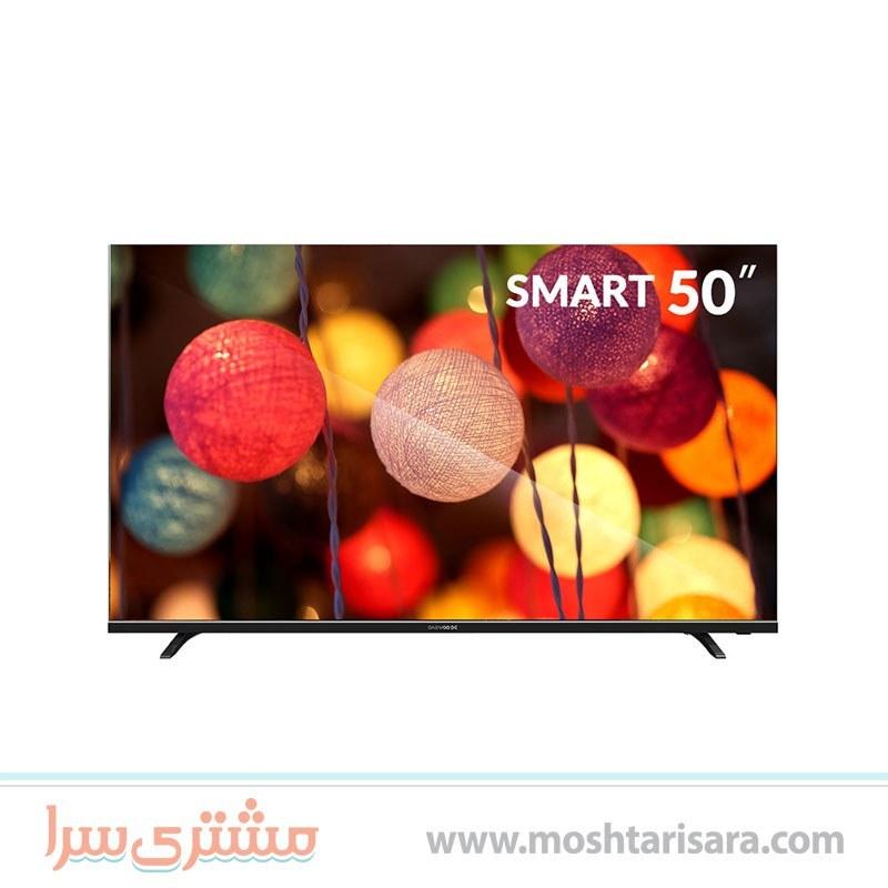 تصویر تلویزیون اسمارت UHD دوو مدل DSL-50K5700U سایز 50 اینچ DSL-50K5700U