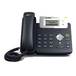 تصویر تلفن IP Phone یالینک مدل T21P Yealink