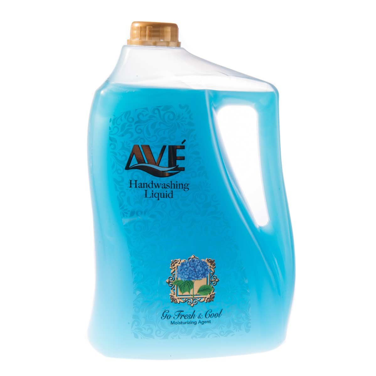 تصویر مایع دستشویی آبی اوه ۳.۷۵ کیلوگرمی -