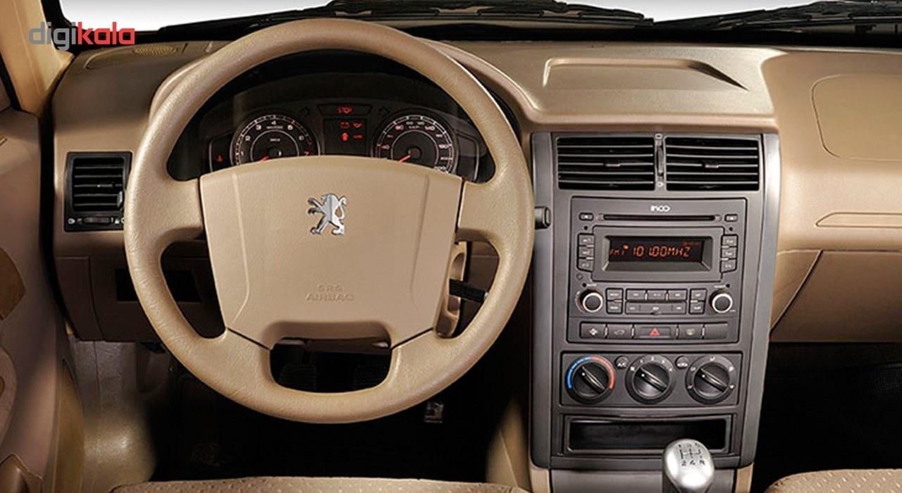 عکس خودرو پژو 405 GLX دنده اي سال 1397 Peugeot 405 GLX 1397 MT خودرو-پژو-405-glx-دنده-ای-سال-1397 5