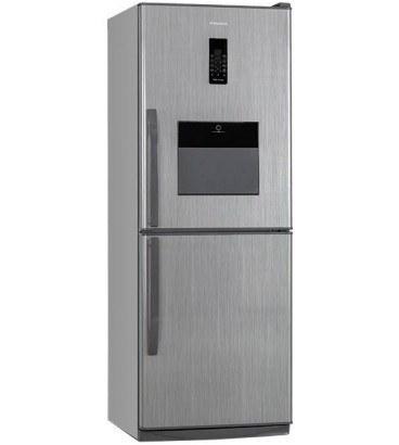 یخچال فریزر پایین هیمالیا استیل مدل Himalia TNCOM530 Refrigerator |