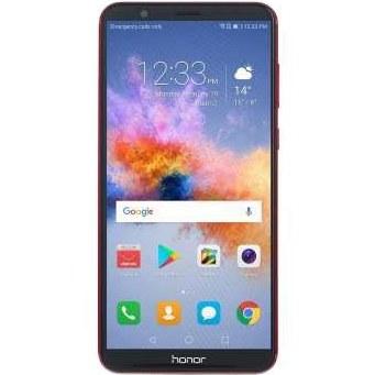 گوشی موبایل هوآوی مدل Honor 7X BND-L21 قرمز دو سیمکارت | Huawei Honor 7X BND-L21 Nova Red Dual SIM Mobile Phone