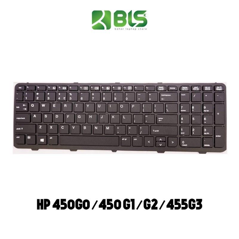 تصویر کیبورد لپ تاپ اچ پی 450-G1 Hp 450-G1 laptop Keyboard replacement