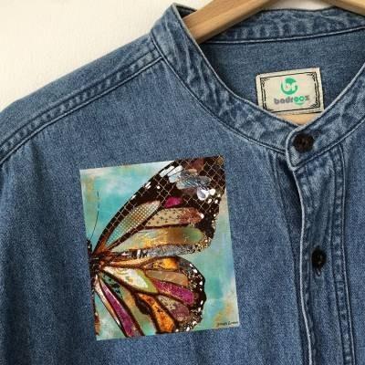 تصویر پچ حرارتی  بال پروانه