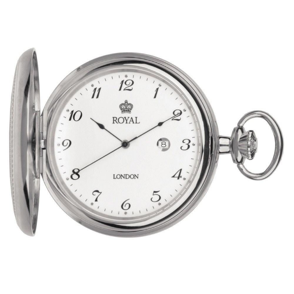 main images ساعت جیبی اصل | برند رویال لندن | مدل RL-90000-01