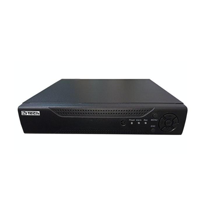 تصویر دستگاه ۸ کانال ۵ مگاپیکسل هایتک مدل HT-518 XVR 8CH Hitech H265 up to 5MP resolution