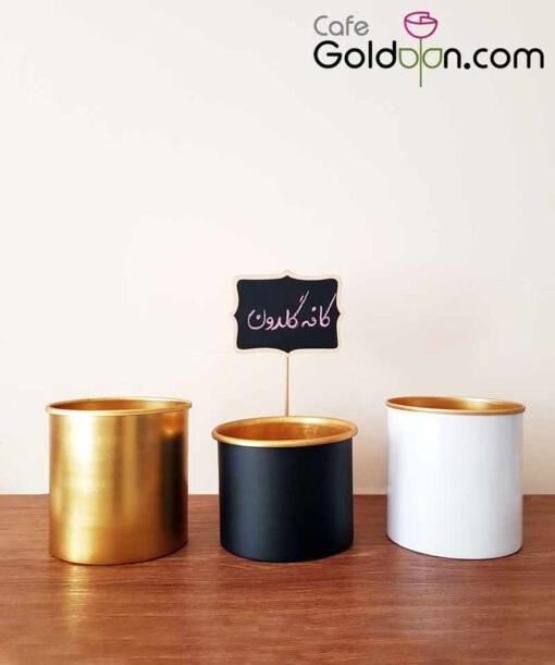 عکس خرید گلدان فلزی ساده  خرید-گلدان-فلزی-ساده