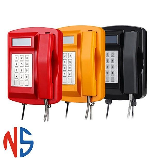 تصویر گوشی تلفن صنعتی ویپ Megatel SWPT1