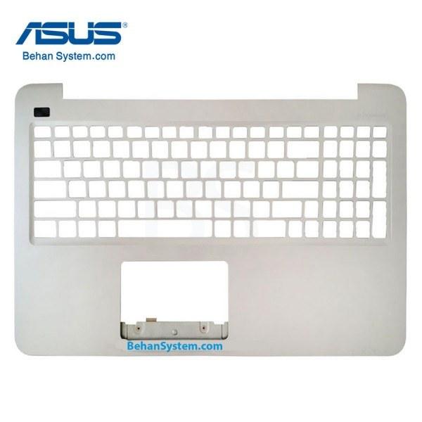 تصویر قاب دور کیبورد لپ تاپ ASUS مدل VivoBook K556