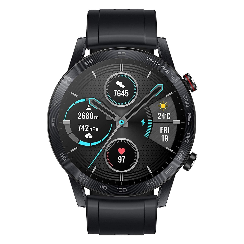 تصویر ساعت هوشمند آنر مجیک واچ 2 مدل 46 میلی متری ا Honor Magic Watch 2 46mm Smart Watch Honor Magic Watch 2 46mm Smart Watch