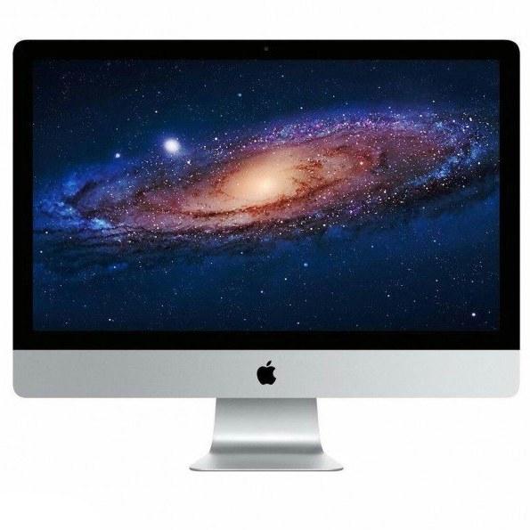 تصویر آل این وان اپل مدل iMac A1311 سایز 22 اینچی دست دوم