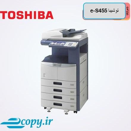 تصویر توشیبا e-S455