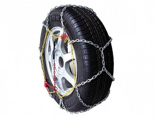 زنجیر چرخ سایز 13 یخ شکن دار گالوانیزه   مناسب خودروها با رینگ 13- بدون نیاز به جک و یخ شکن دار-مابقی هزینه پست برگردانده میشود